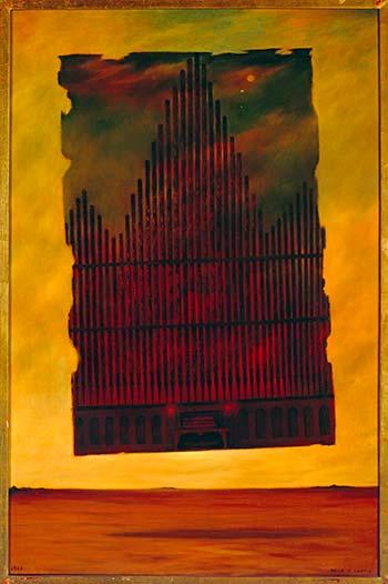 philip-c-curtis-organ-painting